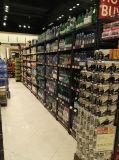 Горячие питье магазина высокого качества сбывания & полка стеллажа для выставки товаров соков