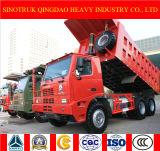 Торговая марка HOWO Sinotruk 6*4 Добыча полезных ископаемых Dumper погрузчика