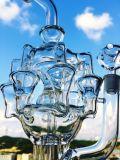 Tubo di acqua della principessa Nikki Mothership Recycler Glass