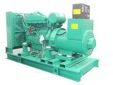 Молчком тип комплект генератора Googol 280kw 250kVA тепловозный
