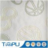 Hangzhou coloreó la tela que hacía tictac del colchón del hilado