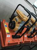 Compactador de placa vibratória de compactador de gasolina / diesel vibratório