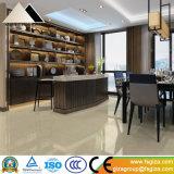 600X600mm Porzellan-Fliese-Marmor-Effekt-Fußboden glasig-glänzende Polierfliese (667001)