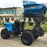 attrezzo diesel di potere del trattore condotto a piedi dell'azienda agricola 18HP