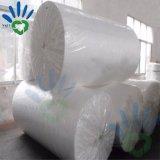 PP Matériau non tissé Tissu humide Matière première en couche de papier