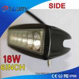 Selbst-LED-Arbeits-Licht-Scheinwerfer-Flut-Licht 4WD nicht für den Straßenverkehr IP68 18W