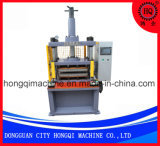 Máquina de molde quente da imprensa