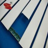 Moderne Streifen-Aluminiumdecken-dekorative Decke