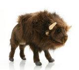 Juguete de encargo de la felpa del búfalo