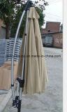 2.7m im Freien hängender Sonnenschirm-Aluminium-Rahmen