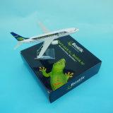 정기 여객기 사업 선물로 Bostik B737-800 1/200 19cm 금속 비행기 모형