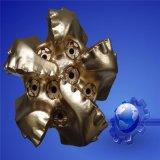 최신 판매 12 중국에서 1/4 인치 PDC 비트 강철 바디 드릴링 장비