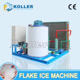 Koller Воздух-Охлаждая энергосберегающую машину льда хлопь используемую в среднем востоке (2.5 тоннах/день)