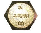 Pente à haute résistance 8 du boulon A325for avec le jaune
