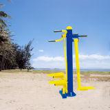 Doble personalizado al aire libre corredor del cielo equipo de la aptitud