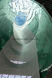Mur en verre avec 15 ans d'Expereience de modèle professionnel