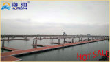 La plupart des magasins Hot DIP Galvanized Steel Frame Floating Dock