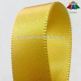 Cinta de nylon de bloqueio do lado amarelo de 1,5 polegadas