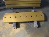 cartabón del doble del filo de la niveladora 9W4502 plano