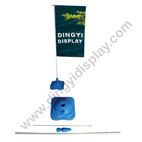 Waterbox Type Flag Banner Stand