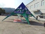Tenda della stella di Gazebored Bull dello schermo della stella del partito con l'alta qualità