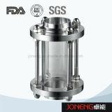 Glas van het Gezicht van het roestvrij staal het Hygiënische Gelaste (jn-SG2005)