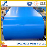 Bobine en acier de couleur enduite par couleur d'ASTM A792 PPGI