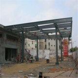 Belles structures métalliques réapprovisionnant en combustible la station avec le certificat de la BV