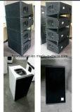Q1, sistema en línea de sonido Line Array, un sistema de altavoces
