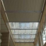 Fábrica de fabricación de aluminio de Sun Louver con estilo moderno