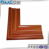 Profil en aluminium/en aluminium Windows d'extrusion et bâti de portes