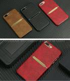 Cassa di cuoio del telefono mobile della giuntura per il iPhone 7/7plus