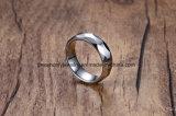 Граненное кольцо стали кольца вольфрама