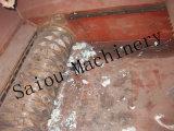 шредер вала отхода резины трубы 500kg пластичный одиночный