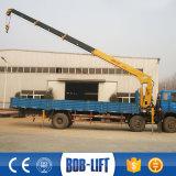 Grue de levage de mini camion de 10 tonnes petite