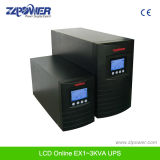 Alta calidad 1kVA / 700W UPS de alta frecuencia en línea con CE aprobado