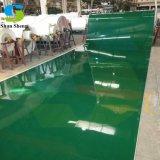 Конвейерная PVC зеленого цвета верхнего качества для сбывания