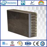 Panneau en pierre naturelle en marbre Granite Andwich Panel