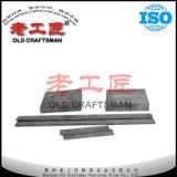 Bandes de plaque de carbure de tungstène de K10 K20 P30 pour le découpage
