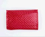Jogos de escova cosméticos vermelhos da composição do cabelo sintético da alta qualidade 24PCS