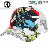 Cappello del camionista di baseball di Microfiber di modo di alta qualità con il marchio stampato