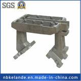 Parte da máquina CNC personalizado com peça fundida