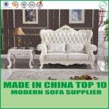 Europäische Art-echtes Leder-Schnittsofa-Möbel