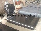 Европейская/русская/американская надгробная плита гранита типа/мраморный с нестандартной конструкцией