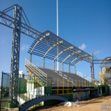 Vor-Ausgeführtes Metalzelle-Gebäude für Stadion