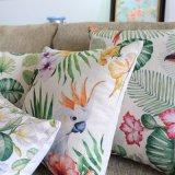 Реактивная печать Plycotton простой геометрический план для подушки сиденья
