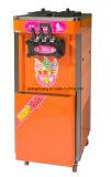 Machine van het Roomijs van drie Aroma de Commerciële