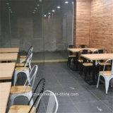 Restaurante Industrial Vintage Muebles Tolix silla y vector de madera (SP-CS293)