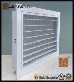 Griglia di aria del registro della parete del registro di HVAC dell'alluminio