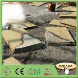 Materiale da costruzione della lastra delle lane di roccia di protezione contro il calore